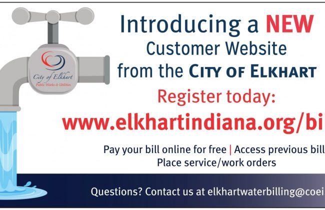 City of Elkhart made a BIG SPLASH