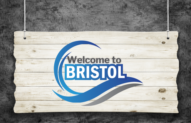 Town of Bristol gets a new brand