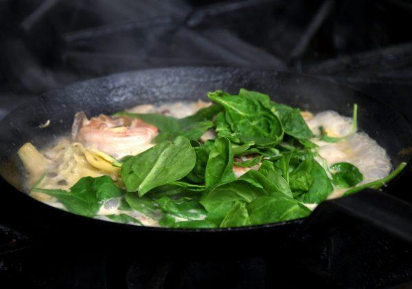 Lucchese's Restaurant celebrates dishes
